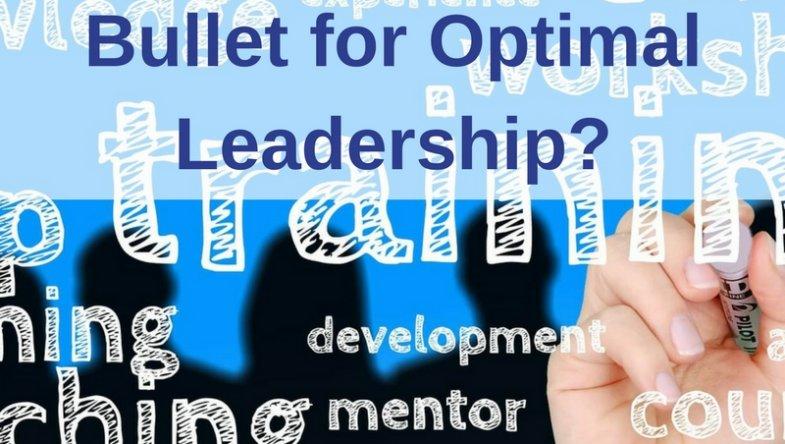 Dr. Jason Carthen: Magic Bullet for Optimal Leadership