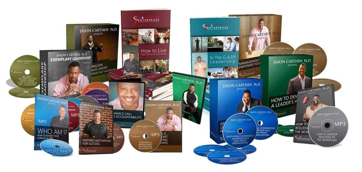 Dr. Jason Carthen: Product images Full Suite