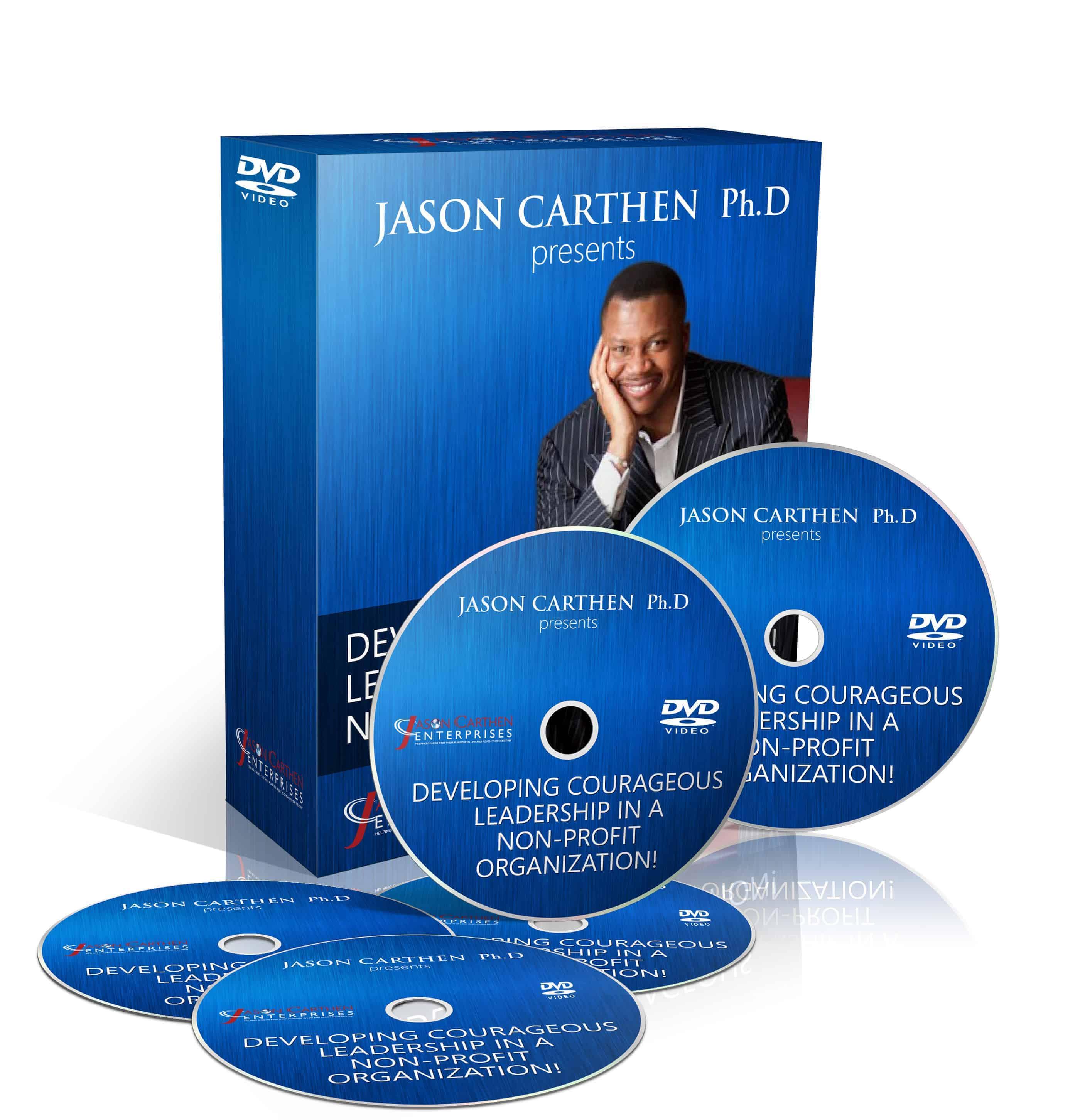 Dr. Jason Carthen: Developing Courageous Leadership