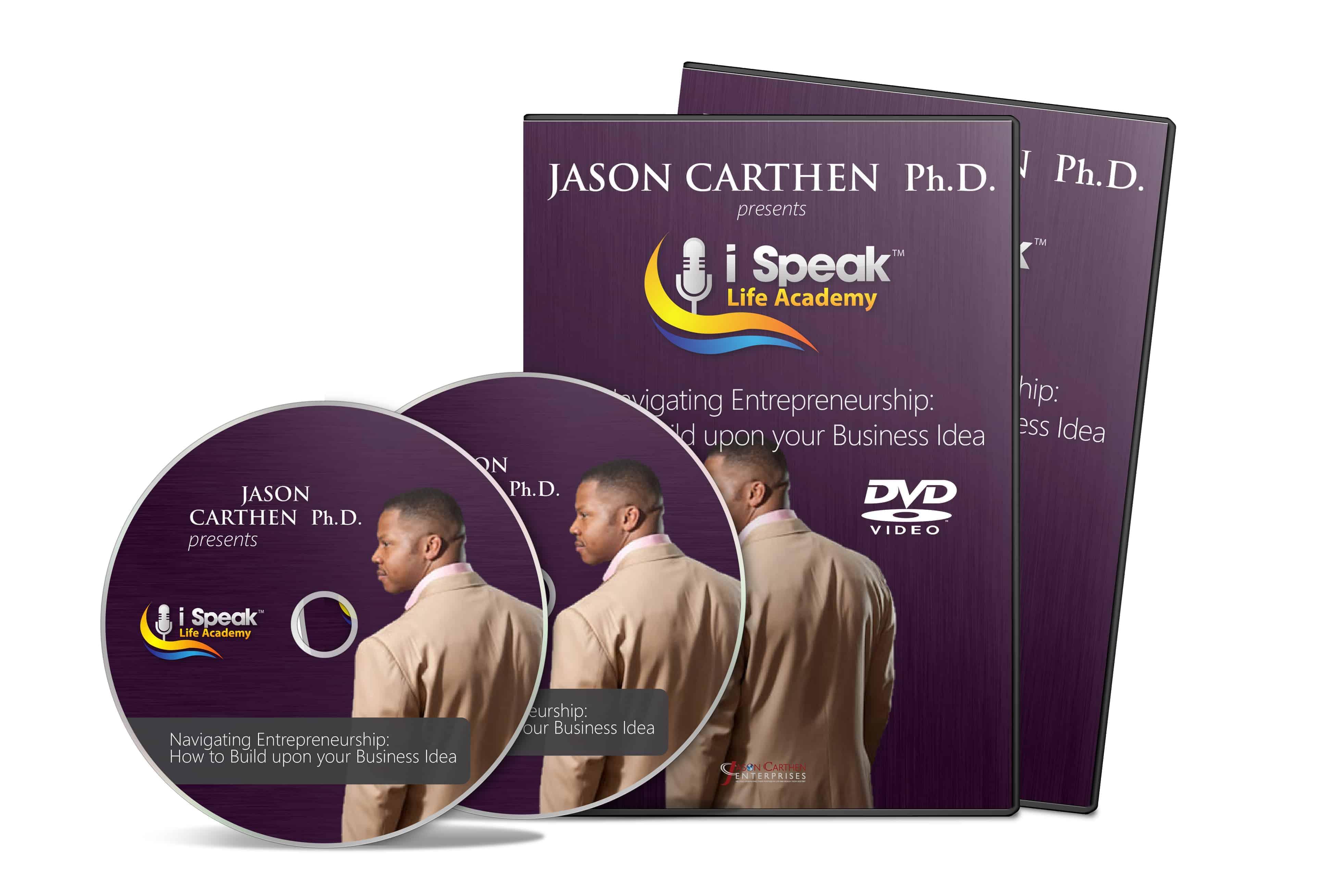 Dr. Jason Carthen Entrepreneurship