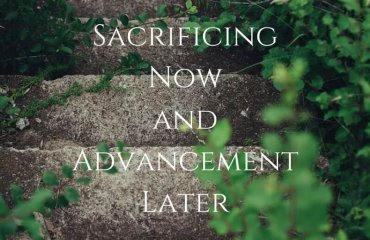 Dr. Jason Carthen: Sacrificing Now and Advancement Later