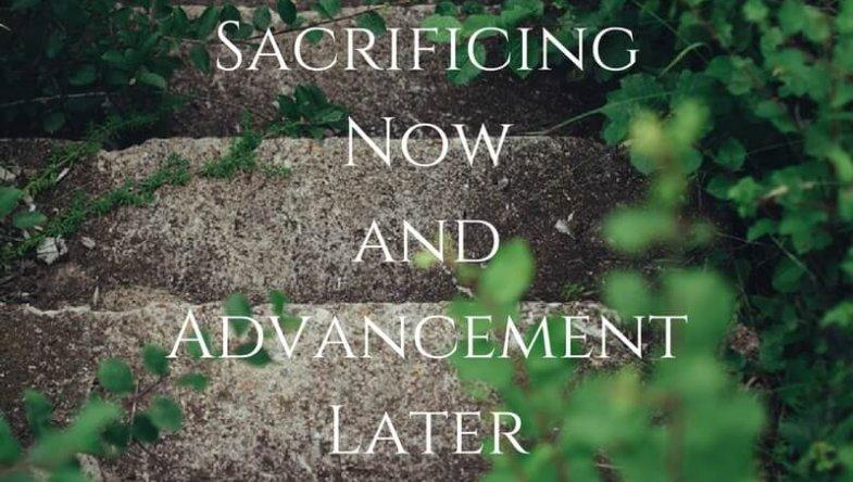 Dr. Jason Carthen: Sacrificing Now and Advancement Later