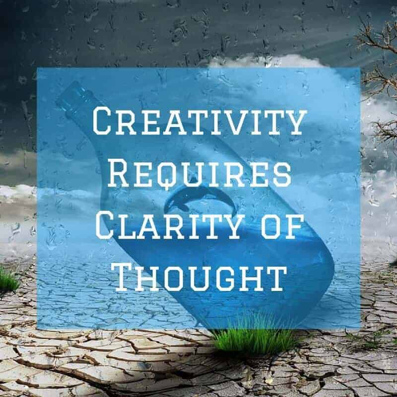 Dr. Jason Carthen: Creativity Requires Clarity of Thought