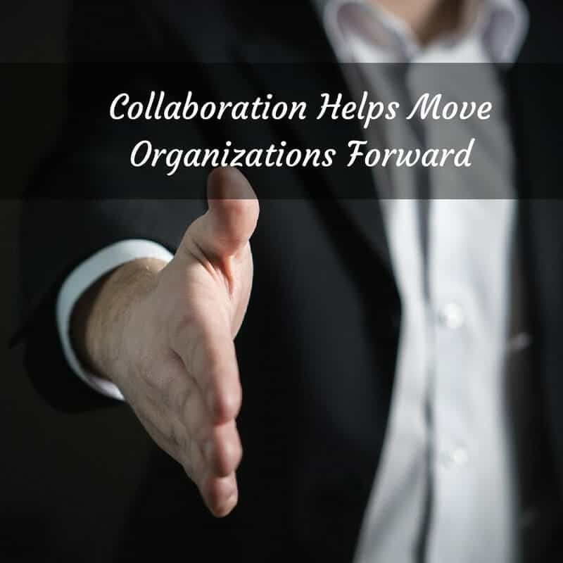 Dr. Jason Carthen: Collaboration Helps to Move Organizations Forward