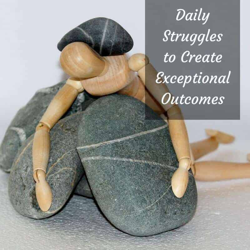 Dr. Jason Carthen: Daily Struggles to Create Exceptional Outcomes