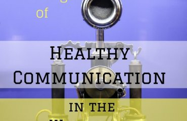 Dr. Jason Carthen: Healthy Communication in the Workplace