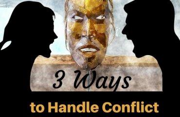Dr. Jason Carthen: 3 Ways to Handle Conflict