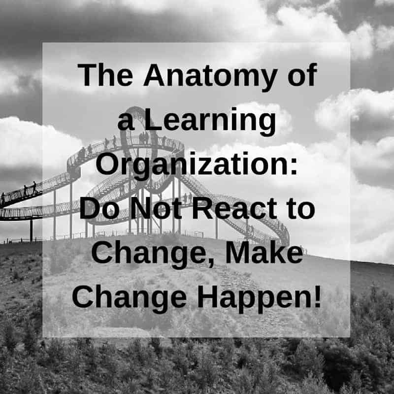 Dr. Jason Carthen: Do Not React to Change, Make Change Happen