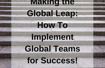 Dr. Jason Carthen: Implement Global Teams for Success
