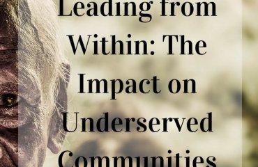 Dr. Jason Carthen: Impact on Underserved Communities