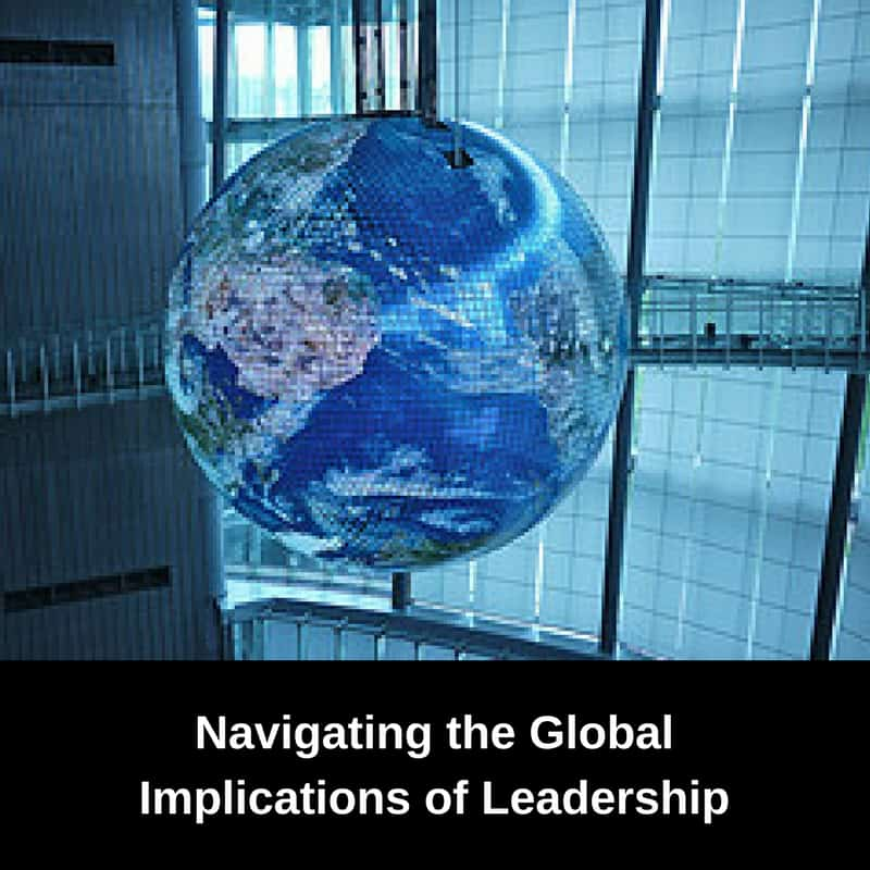 Dr. Jason Carthen: Navigating the Global Implications of Leadership