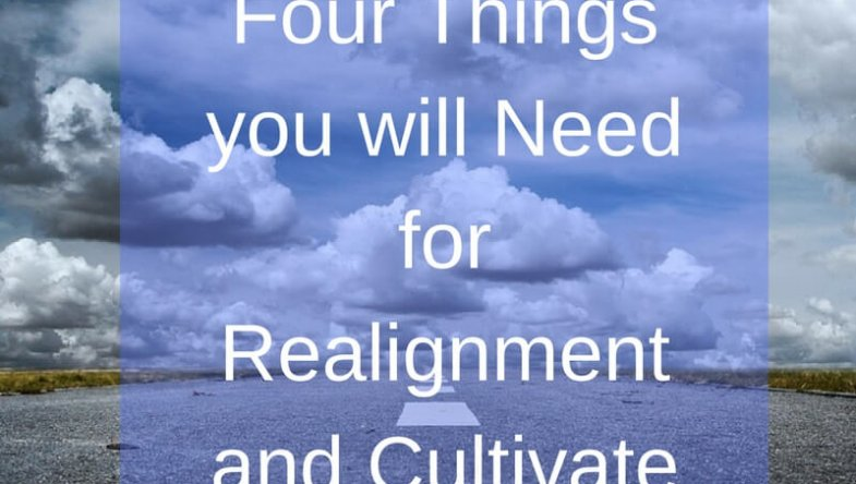 Dr. Jason Carthen: Four Things you will Need for Realignment