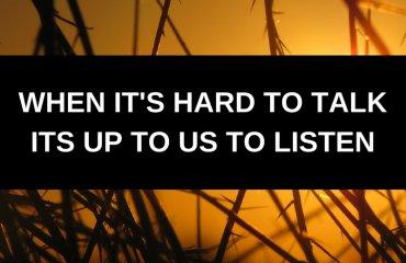Dr. Jason Carthen: Cost of Not Listening