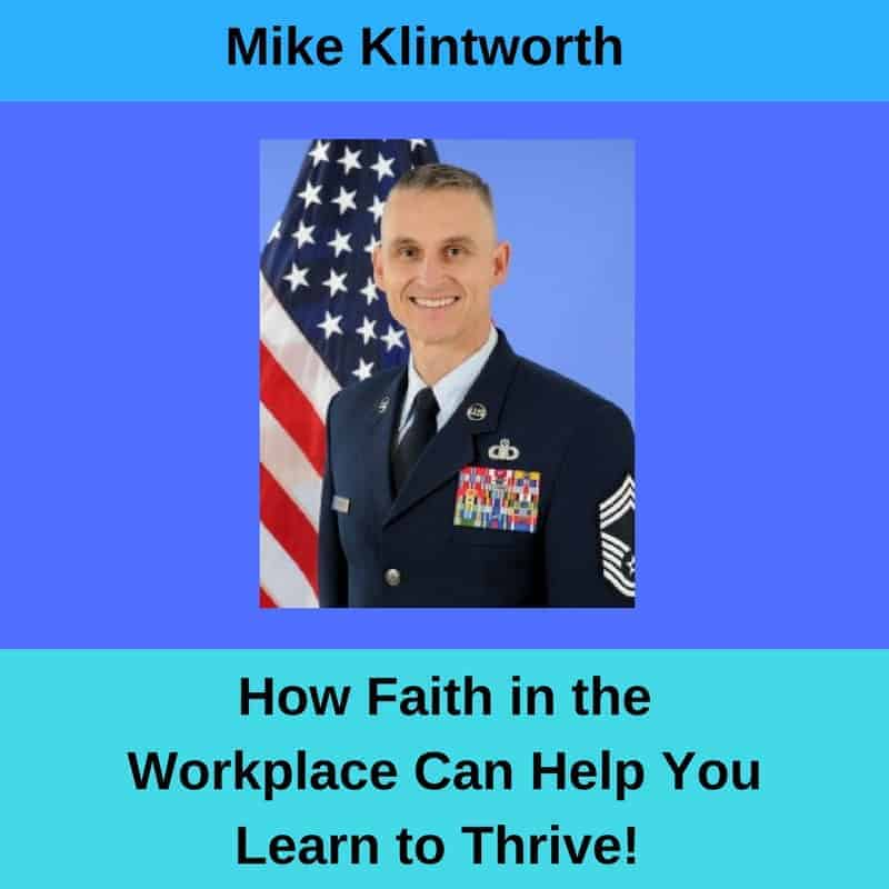 Dr. Jason Carthen: Faith in the Workplace_Mike Klintworth