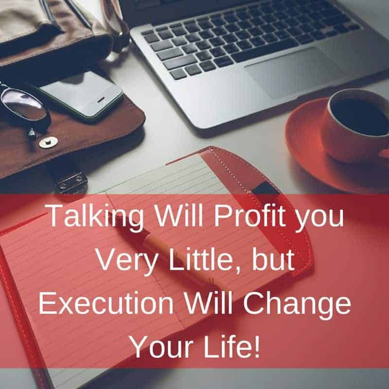 Dr. Jason Carthen: Execution Will Change Your Life