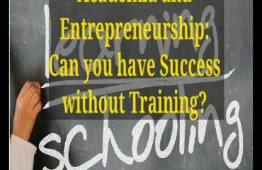 Dr. Jason Carthen: Academia and Entrepreneurship