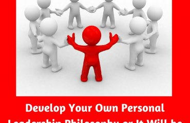 Dr. Jason Carthen: Develop Your Own Personal Leadership Philosophy