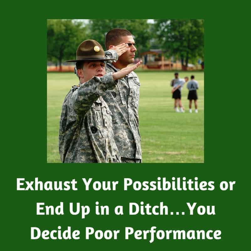 Dr. Jason Carthen: Exhaust Your Possibilities