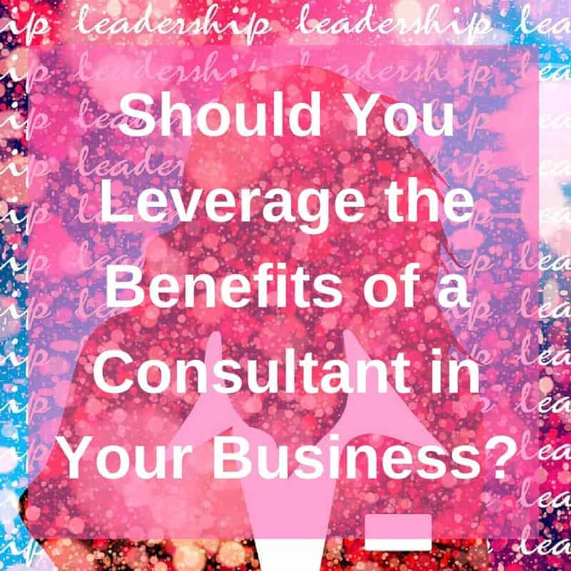 Dr. Jason Carthen: Benefits of a Consultant in Your Business