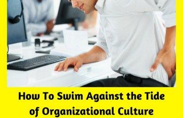Dr. Jason Carthen: Swim Against the Tide of Organizational Culture
