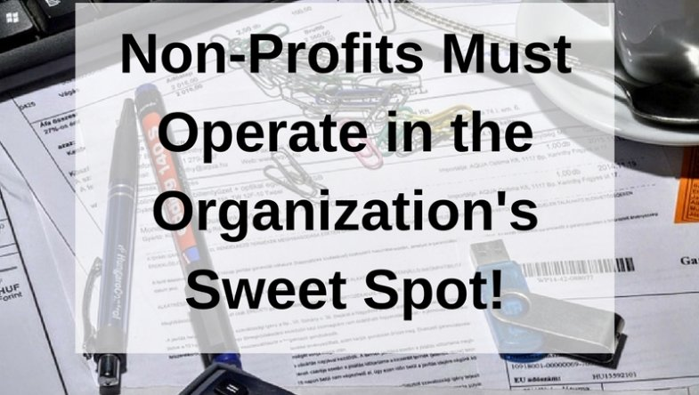 Dr. Jason Carthen: Non-Profits Must Operate in the Organization's Sweet Spot