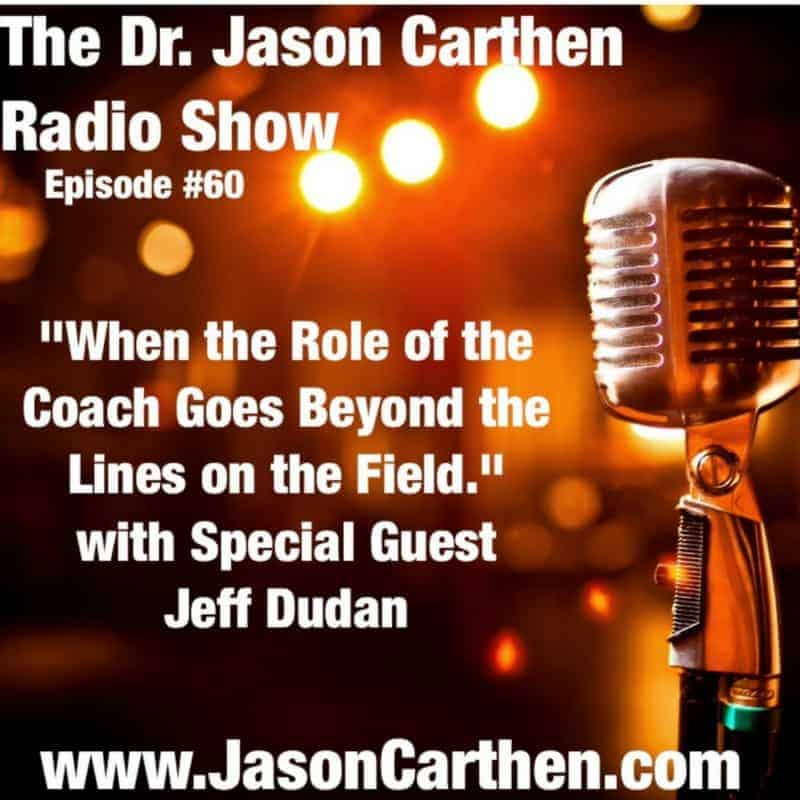 Dr. Jason Carthen Podcast