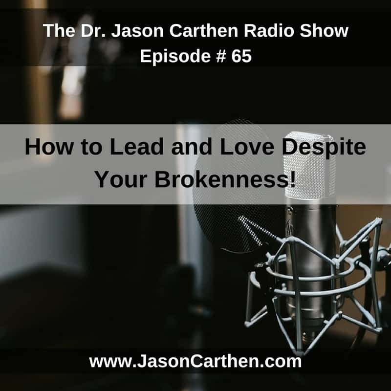 Dr. Jason Carthen: Podcast-Episode#65