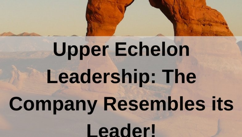 Dr. Jason Carthen: Carthen Connection Wednesday's Upper Echelon Leadership