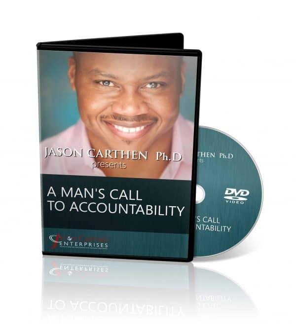 Dr. Jason Carthen: A Man's Call to Accountability DVD