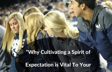 Dr. Jason Carthen: Spirit of Expectations