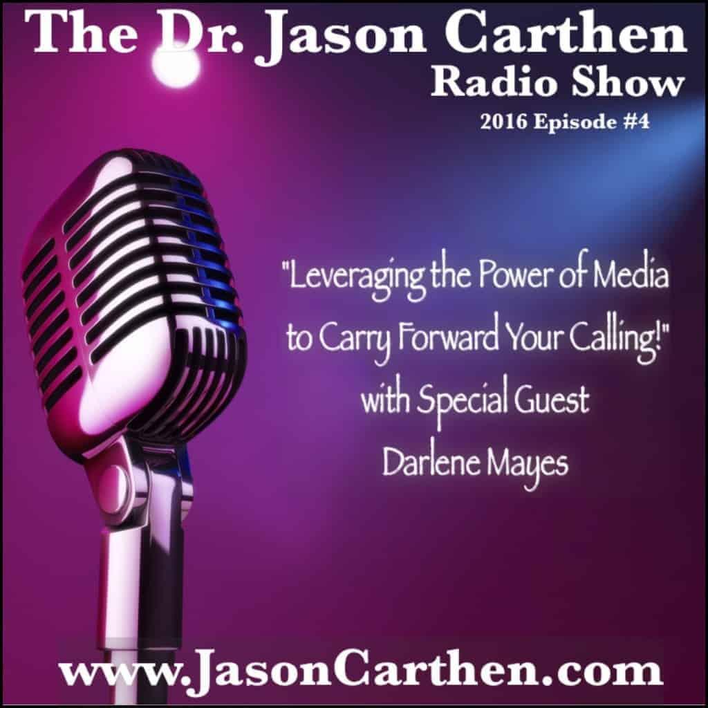 Dr. Jason Carthen: Radio Show Season3Episode4