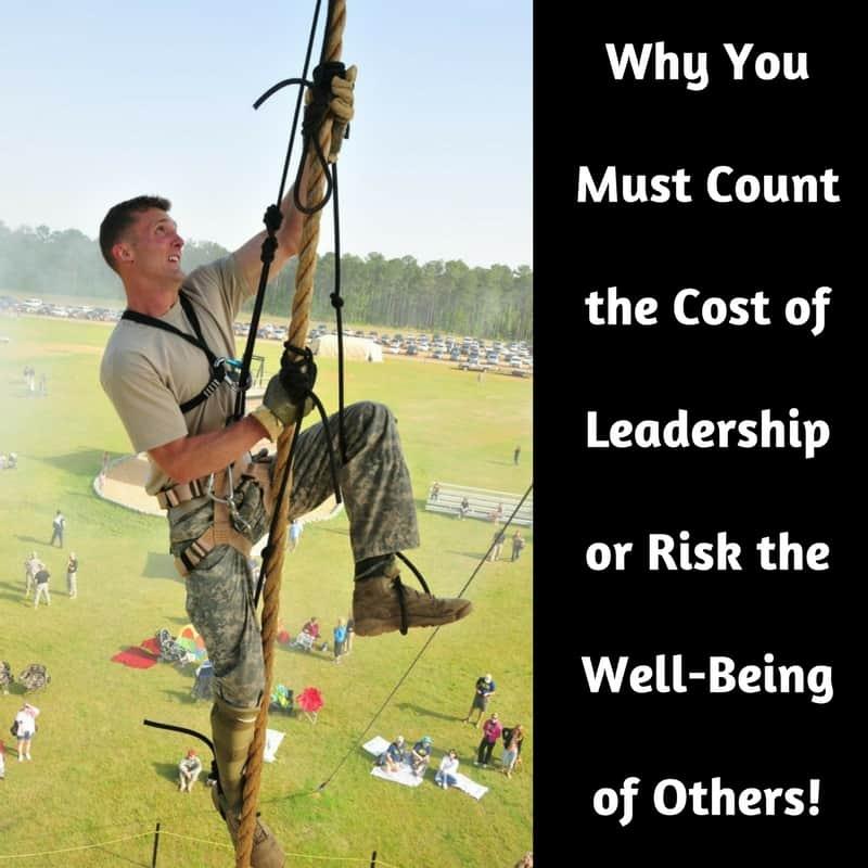 Dr. Jason Carthen:Leader on a Rope