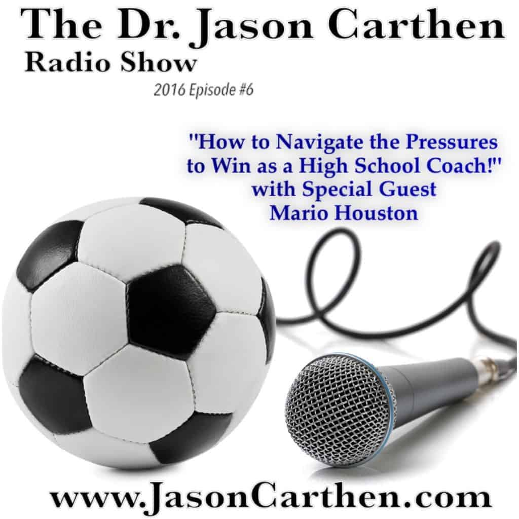 Dr. Jason Carthen: Show 6