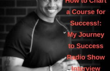 Dr. Jason Carthen: My Journey to Success Radio Show Interview