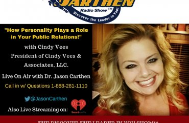 Dr. Jason Carthen: Radio Show Advertisement_Public Relations
