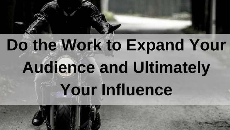 Dr. Jason Carthen: Expand Your Audience and Ultimately Your Influence