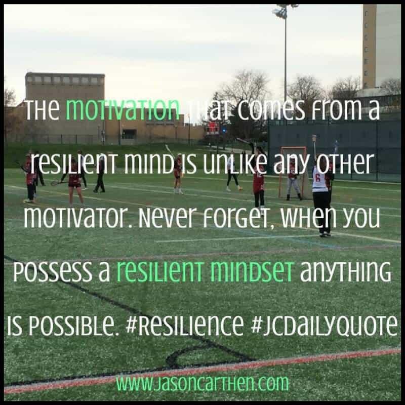 Dr. Jason Carthen: Resilient Mind
