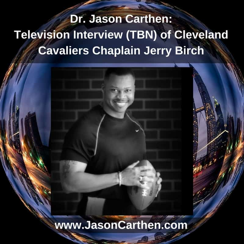 Dr. Jason Carthen: Television Interview