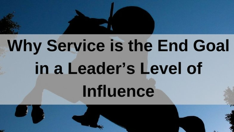 Dr.Jason Carthen: Leader's Level of Influence