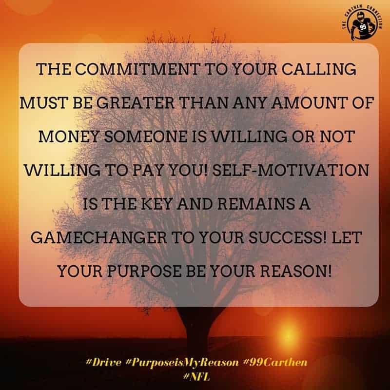 Dr. Jason Carthen: Commitment