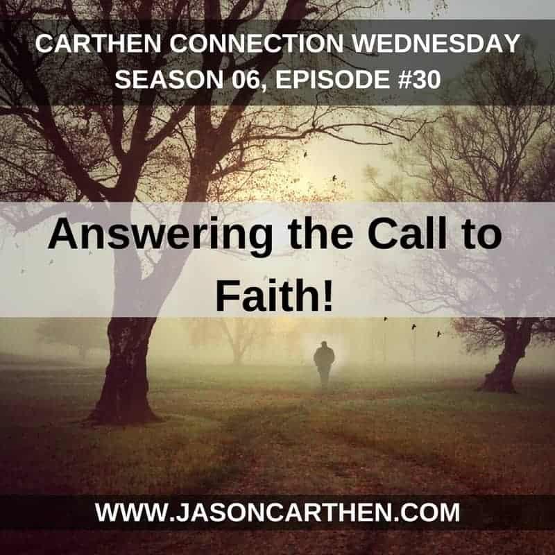 Dr. Jason Carthen: Answering the Call to Faith