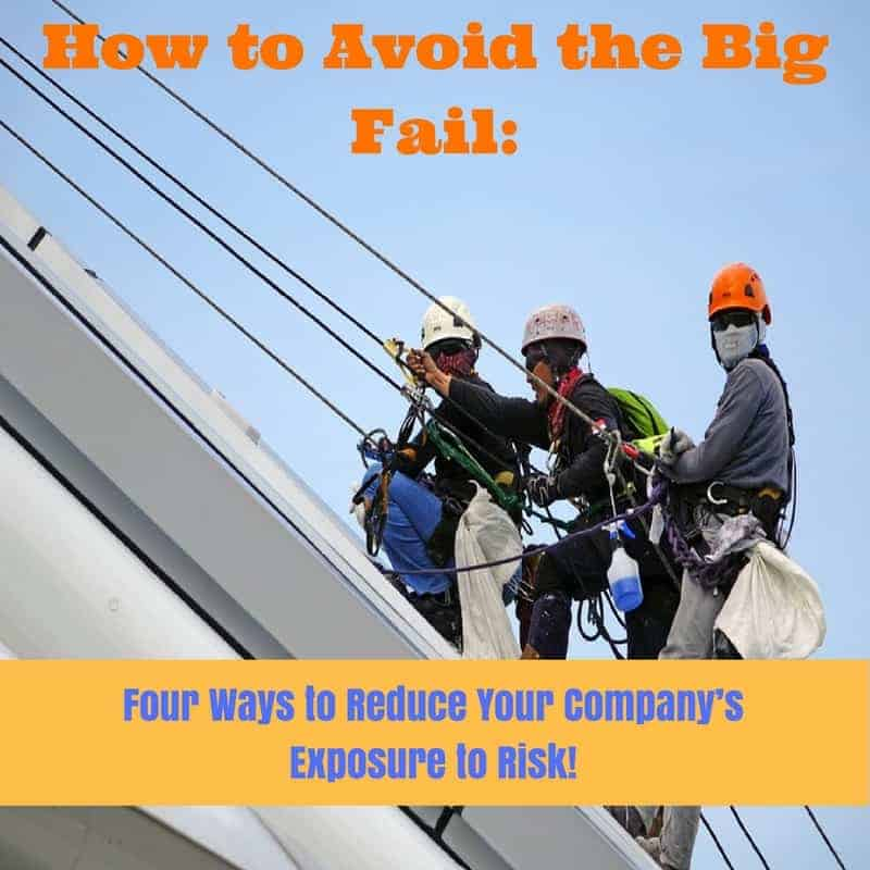 Dr. Jason Carthen: Avoid the Big Fail