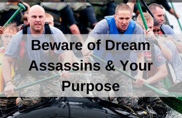 Dr. Jason Carthen: Beware of Dream Assassins & Your Purpose