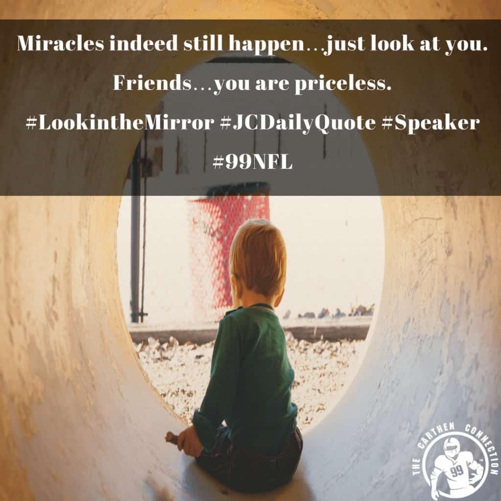 Dr. Jason Carthen: Miracles