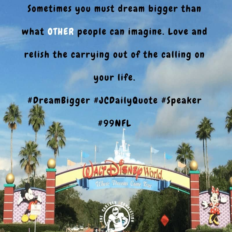 Dr. Jason Carthen: Dream Bigger