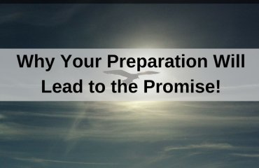 Dr. Jason Carthen: Why Your Preparation Will Lead to the Promise
