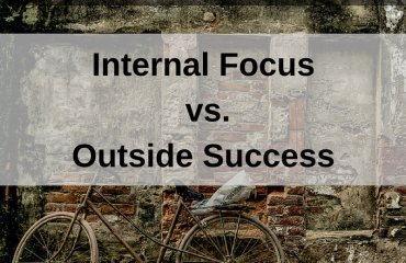 Dr. Jason Carthen: Internal Focus vs. Outside Success