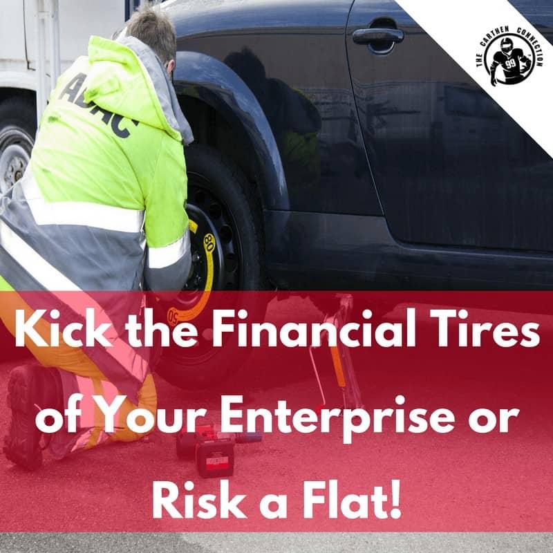 Dr. Jason Carthen: Flat Tire