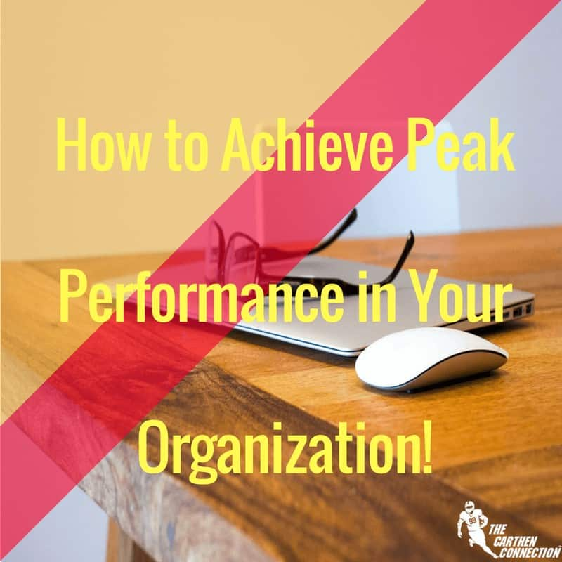 Dr. Jason carthen: Peak Performance