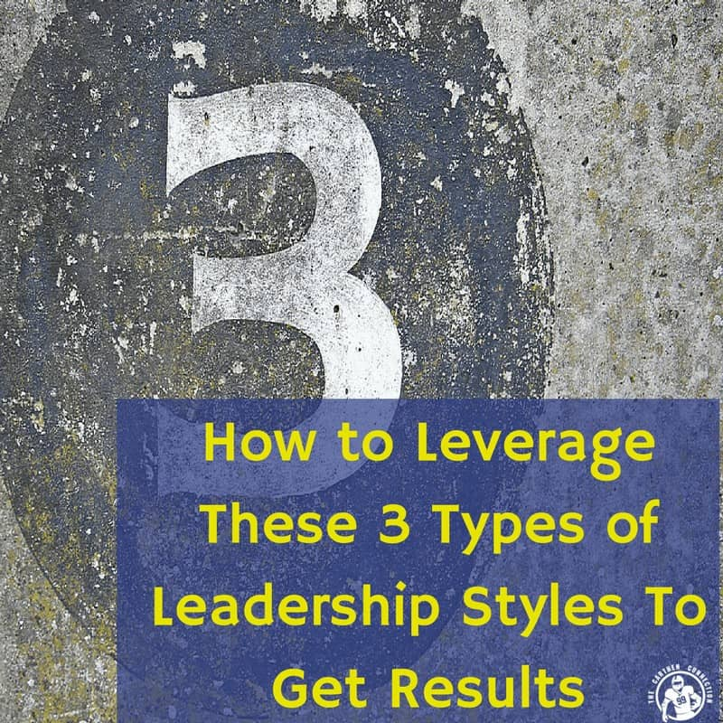 Dr. Jason Carthen: 3 Types of Leadership